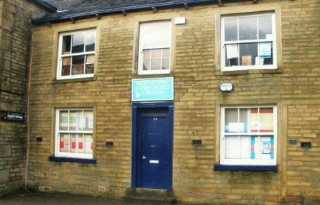 Image of the Bacup Natural History and society Museum for page exploring culture in Rossendale for visit Rossendale Website
