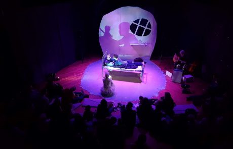 Image of stage show at The Boo for page exploring culture in Rossendale for visit Rossendale Website