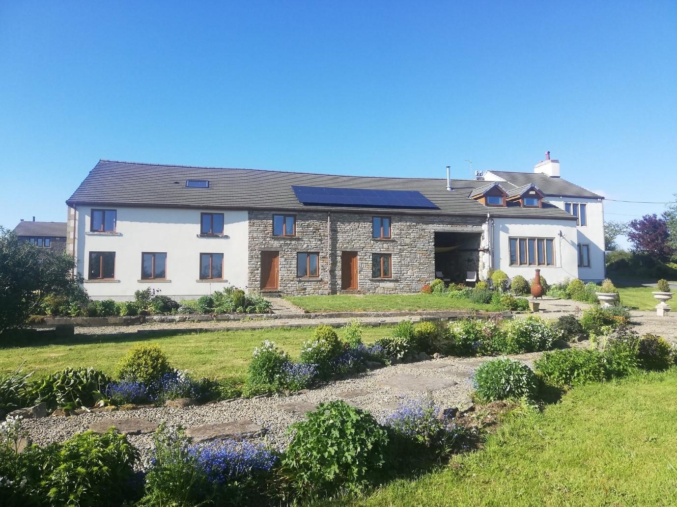 Peers Clough Farm for Visit Rossendale website, B&B in Rossendale